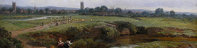 Victorian Paintings at James Alder Fine Art