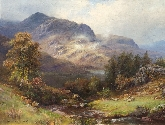 Victorian Landscape Paintings for Sale