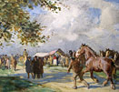 Stagshaw Horse Fair