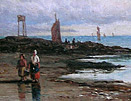 Duncan Fraser McLea Painting: South Shields