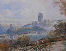 David Hall McKewen painting: Durham