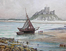 BB Hemy: Bamburgh Castle