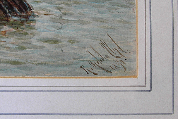 Robert Malcolm Lloyd signature