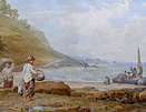 John Falconer Slater: Cockle Picking, North East Coast