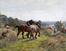 John Falconer Slater: Haymaking