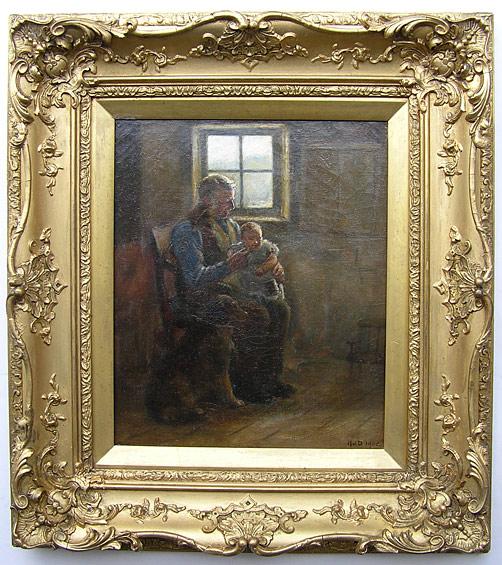 Henry John Dobson 1858 1928 Grandad S Favourite For Sale