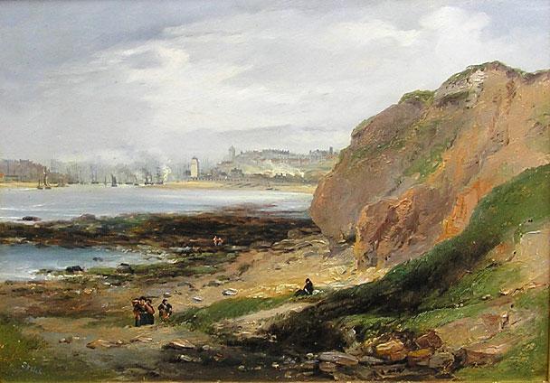 John Wilson Carmichael 1799 1868 The Mouth Of The Tyne