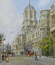 Fritz Althaus paintings - Oxford