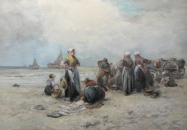 Johannes Marius Ten Kate: Sorting the Catch