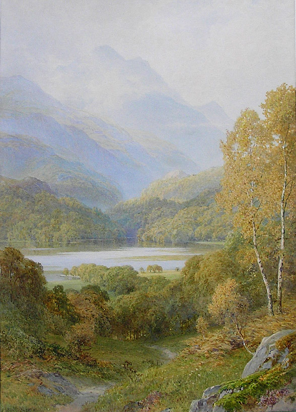 Harry Sutton Palmer painting