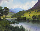 Edward H Thompson: Rydal Water