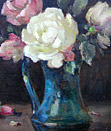 Owen Bowen: Still Life of Flowers
