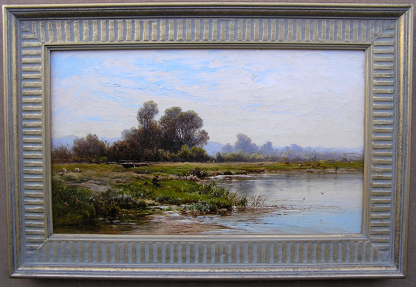 Alfred Walter Williams landscape painting
