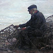 Arthur MacDonald painting: the fisherman
