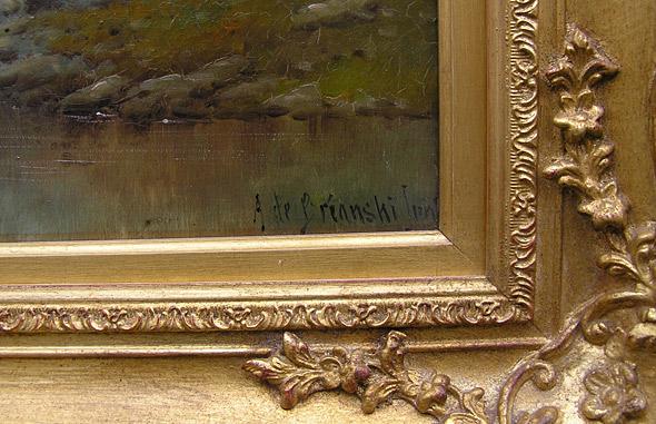 Alfred Fontville de Breanski (Jr) (1877-1955), The Vale of