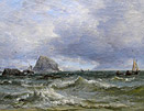 James Webb: Shipping off the Bass Rock
