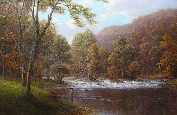 William Mellor - Bolton Woods