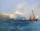 Frank Wasley - off Whitby