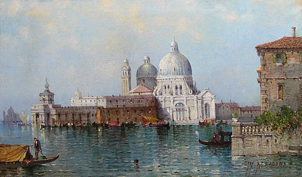 William Meadows - Venice
