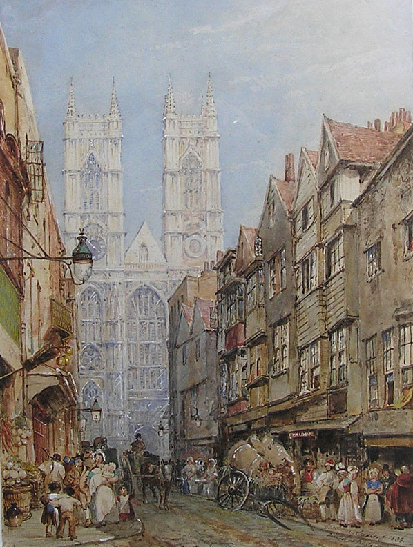 George Sydney Shepherd - London