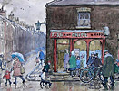 Norman Cornish original painting