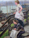 Fishergirls, North Shields