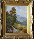 Sydney Valentine Gardner: In The Trossachs