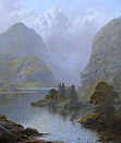 George Blackie Sticks: Loch Goil, Scotland