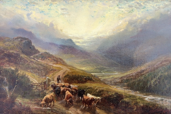 Moving Cattle.Frame.R.Watson