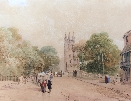 Church Street Scene.T.M.Richardson.Snr