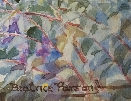 Roses Double Boarder.Sign.Beatrice Parsons.
