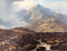 Glencoe Scene.G.B.Sticks