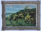 Gorse at Cullercoates.Frame.J.F.Slater