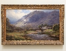 Grange. Barrowdale.Frame. William L.Turner