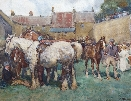 Horses at Fair.New.J.Atkinson