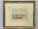 Horse Guards Parade and the Admiralty.Frame.T.H.Shepherd
