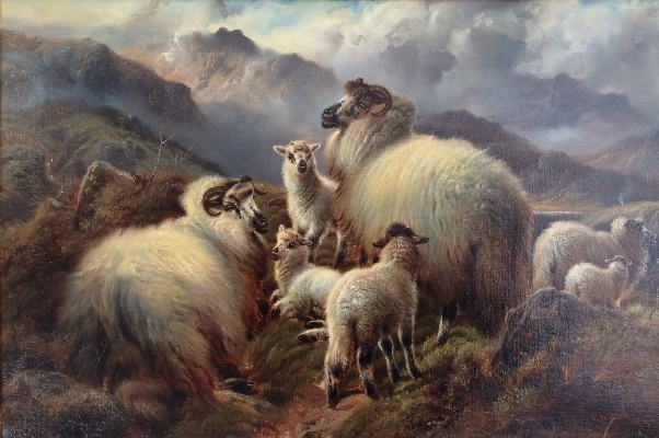 In the Highlands.Robert F Watson.