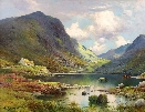 The Gap of Dunloe.A.F.Breanski.Jr