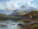 Summer Morning.Loch Etive.1.A.F.DeBreanski