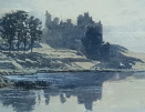 Myles.Birket.Foster.Linlithgow.palace