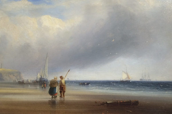 N.E.Fisherfolk.W.Crawhall.