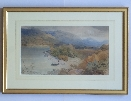 On Loch Awe.Frame.T.M.Richardson.