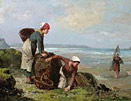 Paul Huguenin - Mussel Gatherers