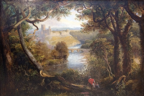 View of Richmond.J.W.Carmichael