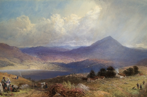 Scottish Scene.E.Richardson.