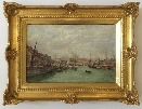 The Old Quay.F.A.Winkfield.Frame.