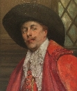 The Red Cavallier.A.De Andreis