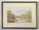 The Trossachs.Frame.H.S.Palmer