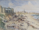 Tynemouth Plazza.T.S.Hutton