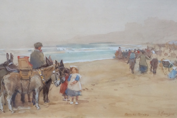 Whitley Sands.J.Atkinson.